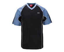 Men's Table Tennis T Shirt [BLK] TTS8002-1