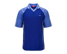 Men's Table Tennis Polo Shirt [BLUE] TTS8005-1