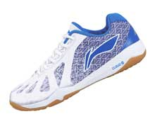 Buy Table Tennis Shoes - Men's [WHITE] for Badminton