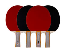 Ping Pong Paddle - BOOST SET OF 4