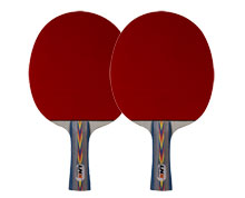 Buy Ping Pong Paddle - COMBAT X 2 for Badminton
