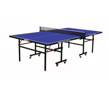 Buy Ping Pong Table - LNX AMT301S-BL [INDOOR] for Badminton