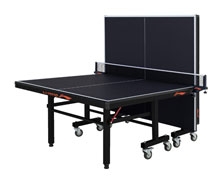 Buy Ping Pong Table - LNX P1000 Black [INDOOR] for Badminton
