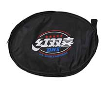 Buy Table Tennis Cover - Case [BLACK] for Badminton