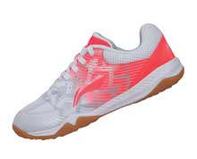 Buy Women's Table Tennis Shoes [WHT] APPM004-1 for Badminton