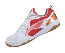 Buy Table Tennis Shoes - Women's [RED] for Badminton